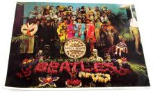BEATLES SGT PEPPER'S LIMITED ED. POSTER 1054/ 2300
