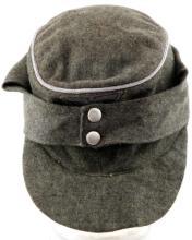 WWII THIRD REICH GERMAN M-43 HEER CAP
