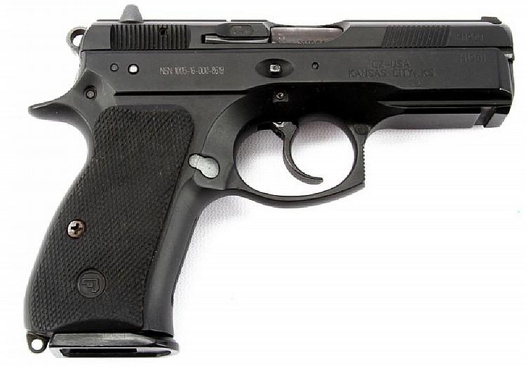 CZ 75 P-01 9MM PISTOL