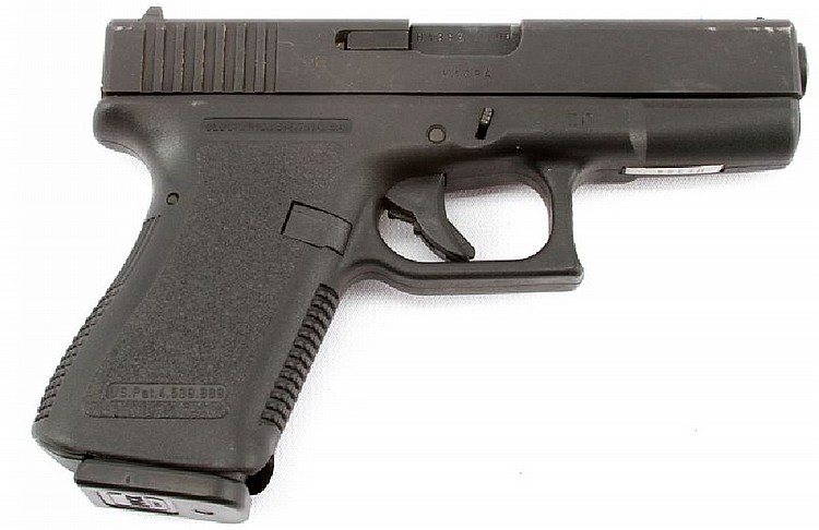 GLOCK 19 9MM PISTOL GENERATION 2