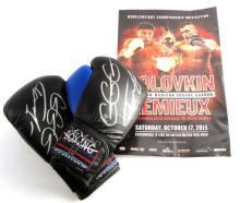 GENNADY GOLOVKIN SIGNED PAIR OF BOXING GLOVES