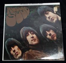 THE BEATLES RUBBER SOUL 1965 AMERICAN 1ST SEALED