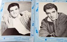 1957 ELVIS PRESLEY PHOTO FOLIO