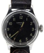MENS VINTAGE LONGINES WATCH FOR MILITARY USE
