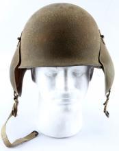 WWII M3 U.S. GUNNERS ANTI FLAK HELMET
