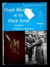 WWII GERMAN EDGED WEAPONS OF THE THIRD REICH BOOK