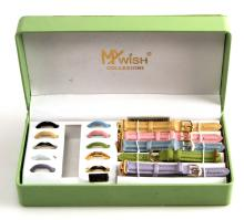 BOXED SET MULTI COLOR STRAPS AND BEZELS