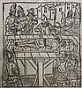BARTHÉLÉMY DE GLANVILLE. Le Proprietaire des choses tres utille et proffitable aux corps humains. Paris, Philippe le Noir, Jehan Petit, 5 mai 1528. In-folio, demi-basane ancienne, dos à nerfs (reliure solide mais défraichie). 264 ff. et 23 bois.