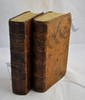 DROIT. - Code de Savoie ou loix et constitutions de sa Majesté le Roi de Sardaigne publiées en 1770. Paris, Nyon, 1781. 2 volumes in-8, basane fauve, dos à nerfs orné de filets dorés (Reliure de l'époque).