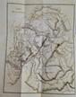 NOTICE SUR LA SAVOIE, précédée d'une carte topographique. Paris, L. G. Michaud, 1815. Petit in-4, bradel cartonnage papier vert (Cartonnage de la fin du XIXe siècle).