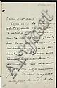 DUMAS Fils (A.). La Dame aux camélias. Pièce en cinq actes, mêlée de Chant, ... Paris, D. Giraud & J. Dagneau, [1852], in-12, demi-veau bleu à coins, dos lisse orné, tête dorée, couverture, non rogné (Alix).