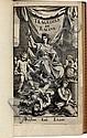 RACINE (J.). OEuvres. Paris, Denis Thierry, 1679, 2 vol. in-12, maroquin rouge, filets dorés autour des plats, dos à nerfs ornés, roulette dorée intérieure, tranches dorées (Capé).