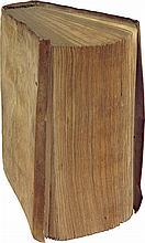 CHAVIGNY (Jean-Aimé de). Les Pleiades, divisees en VII livres, prises & tirees des anciennes Prophéties, & conferees avec les Oracles de tant celebre & renommé M. Michel de Nostredame... Outre plus, en cette seconde edition, y a esté adjousté le