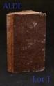 [ANONYME]. De Langres et Juliette d'Est..., anecdote française. Londres ; Paris : F.-G. Deschamps, 1771. In-12, demi-basane fauve, dos orné, pièce de titre brune, tranches rouges (Reliure de l'époque).
