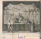 LITTÉRATURE. - Les Ombres, ou les vivans qui sont morts.Fantasmagorie littéraire.Almanach pour l'an X. Paris, de l'imprimerie de la rue Cassette, an X -1801. In-12, bradel cartonnage (Reliure moderne).