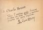 BLOY (Léon). Le Désespéré. Paris, A. Soirat, 1886. In-12, demi-basane rouge, dos lisse orné d'un fleuron doré, premier plat de couverture, tranches mouchetées (Reliure de l'époque).