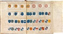Famille de brosse. 36 lettres ou pièces, dont de nombreux vélins, XVIe-XIXe siècle.