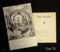 ARNAUD (Noël). BUCAILLE (Max). L'ÉTAT D'ÉBAUCHE. ILLUSTRÉ DE 23 IMAGES PAR MAX BUCAILLE.Paris, Le Messager Boiteux, 1950. Grand in-8, broché, couverture illustrée par Bucaille.