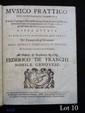 Giovanni Maria BONONCINI (1642-1678). Musico prattico che brevemente dimostra il modo di giungere alla perfetta cognizione di tutte quelle cose, che concorrono alla composizione de i Canti, e di cio ch'all'Arte del Contrapunto si ricerca. Opera