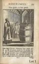 ABRAHAM VAN SANCTA CLARA. Nuttelyk mengelmoes. Amsterdam, Gerrit de Groot, 1752. In-12, veau brun, dos orné (Reliure de l'époque).