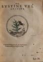 CAMERARIUS (Joachim, junior). Symbolorum & emblematum ex re herbaria desumtorum centuria una collecta. Nuremberg, Joannus Hoffmann ou Paolus Kauffmann, 1590. - ... ex animalibus quadrupedibus... 1595. - ... ex volatilibus et insectis... 1596. - ...