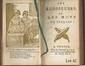 CAYLUS (Le Comte de). Les Écosseuses ou Les OEufs de Pasques. Troyes, Vve Oudot, 1745. In-12, basane mouchetée, filet à froid, dos orné, pièce de titre rouge, tranches mouchetées (Reliure de l'époque).