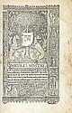 HEURES a lusaige de Paris au long sans requerir. Paris, Nicolas Hygman pour Nicole Vostre, s.d. vers 1525. In-4, basane fauve, double encadrement de triple filet doré avec petits fleurons d'angles, dos lisse orné à la grotesque, pièce de titre rouge,