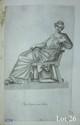CAVALIERI (Giovanni Battista). Antiquarum statuarum urbis Romæ primus et secundus liber. S.l.n.d. Rome, 1585. In-4, basane fauve, dos orné, tranches jaspées (Reliure du XVIIe siècle).