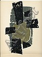 BONNEFOY (Yves). Pierre écrite. Paris, Maeght, 1958. In-4, en feuilles, chemise et étui de l'éditeur.