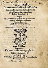 PAPELES CURIOSOS. [Recueil de pièces]. Portugal et Espagne, 1567-1734. 6 ouvrages en un volume petit in-4, vélin souple ivoire à lacets, titre manuscrit au dos (Reliure de l'époque).
