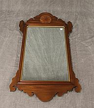 Mirror, Mahogany Carved Shell Design, by A Cooper 40
