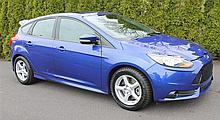 2013 Ford Focus ST, 2