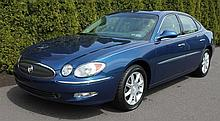 2005 Buick LaCrosse CXS, 4 Door Sedan, 3