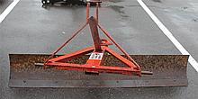 CT Scraper Blade, 5', 3 Pt Mount