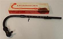 Krummhorn, plastic, 32
