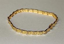 14KY Gold Bracelet