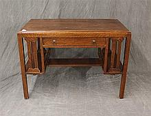 Mission Desk, Oak, 30 1/2
