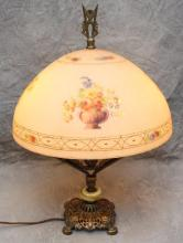 Ornate Parlor Lamp
