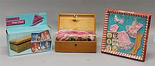MIB BARBIE FAMILY LOT: BARBIE & MIDGE 1964 #1655 UNDER-FASHIONS AND LANE HOPE CHEST & SHEER DELIGHT FASHIONS. NRFB Barbie & Midge - ...