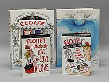 LOT OF (4) MINT HARD COVER BOOKS:
