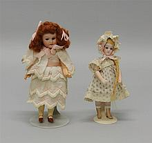 PAIR OF DOLLS - 7