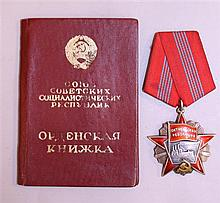 Soviet Order of the October Revolution - ID'ed
