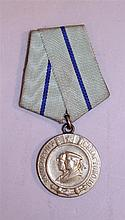 Soviet Medal for the Defense of Sevastopol