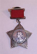 Soviet Order Of Suvorov, 3rd Class