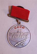 Soviet Medal for Combat Service