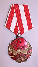 Sino Soviet friendship medal 1953