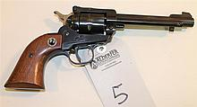 Ruger Single-Six single action revolver. Cal. 22 LR. 5-1/2