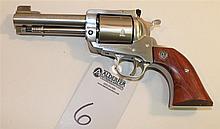 Ruger New Model Super Blackhawk single action revolver. Cal. 44 Mag. 4-5/8