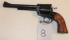 Ruger New Model Super Blackhawk single action revolver. Cal. 44 Mag. 7-1/2
