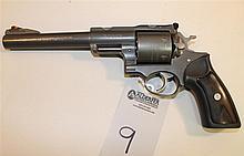 Ruger Super Redhawk double action revolver. Cal. 454 Casull/.45 Colt. 7-1/2